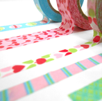 Cintas Washi Tape para decorar tus trabajos de scrap