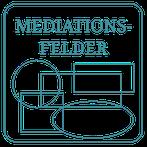 Mediationsfelder von Brigitte Schuckert