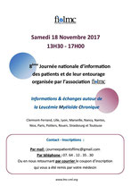 LMC France Fi LMC journee patient 2017