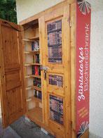 Zühlsdorfer Bücherschrank