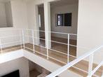 二階をグルッと囲んだ転落防止アイアンフェンス