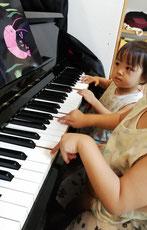 どれみ音楽教室 どれみらぼ 姉妹 ピアノ連弾