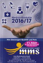 mms Medizin-Produkte Katalog