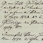 © Universität Heidelberg, Heid. Hs. 135:  Inventarium der kurfürstlichen oekonomischen Gesellschaft von 1778 (Staatswirthschafts Hohe Schule) (1778), 32r. Public Domain.