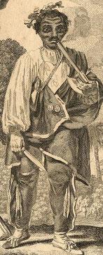 Mohawk man