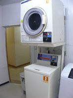 コイン式洗濯機、乾燥機