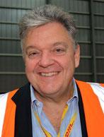 John Pearson heads DHL Express  -  photo: hs
