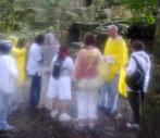 Magie und Nutzen für dein Leben von diesen Kraft-Reisen sind unbeschreiblich, hier in Palenque, Januar 2013