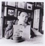 童話「ごんぎつね」の作者 新美南吉