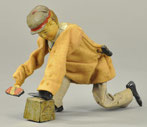 """""""Le Petit Decrotteur"""" (Schuhputzer) $ 9.600"""