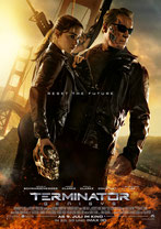 Plakat Terminator Genisys