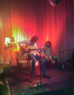 Ryan McGarvey unplugged in Viersen (Foto: Zeband)