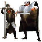 Dicke Ritter und wilde Wächter