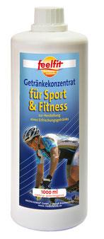 GETRÄNKE-KONZENTRAT mit Mineralien und Vitaminen Erfrischungsgetränk für Sport und Fitness Medichemia Nahrungsergänzung Qualität