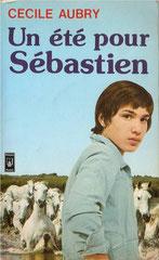 Livre Un été pour Sébastien de Cécile Aubry