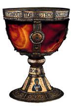 Calice des Patriarches ©Tesoro de la Basilica di San Marco.