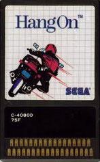 La tarjeta sega card era un formato bastante más pequeño que el cartucho, pero en occidente Sega no apostó por él.
