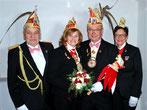 Ahrweiler Karnevals-Gesellschaft - Prinzessin Marlene I und Prinz Rolf I