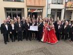 Ahrweiler Karnevals-Gesellschaft - Senat spendet