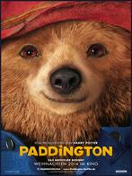 Kinoplakat 'Paddington', das Kasimir, Cäsar und Fredi bei einem Preisausschreiben gewonnen haben