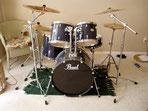 ドラムセット各種(Pearl Forumセットほか) ¥3,800~