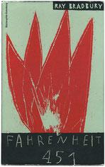 Fahrenheit 451, Illustration Katrin Stangl