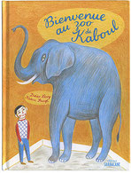 Zoo Kaboul, Illustration Katrin Stangl Köln