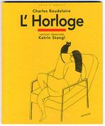 Baudelaire, Illustration Katrin Stangl, Köln