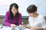 名古屋駅前教室中国語授業風景