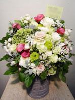 フラワーアレンジメント(楽屋花)世田谷パブリックシアターにお届け。おすすめの楽屋お見舞いです。