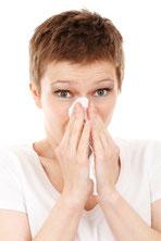 Allergie und Hypnose