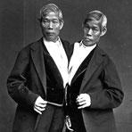 チャン&エン・ブンカー兄弟(結合双生児)