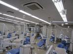 病院LEDサブスク写真