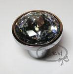 CHATON HANDL SMALL Silber-Crystal Swarovski Crystals