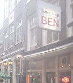 Coffeeshop Ben Amsterdam