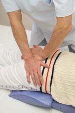 腰痛の施術写真2