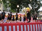 紫原北公園夏祭り