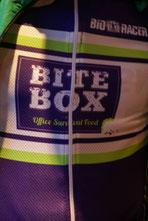BiteBox gibt auch im Radsport Gas