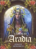 L'oracle d'Aradia, Pierres de Lumière, tarots, lithothérpie, bien-être, ésotérisme