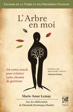 L'arbre en moi , Pierres de Lumière, tarots, lithothérpie, bien-être, ésotérisme