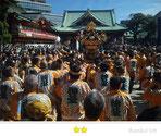 いわくら雷人さん: 神田祭