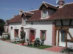 Lassay-sur-Croisne, village touristique de Sologne - Proche Chambord, Cheverny, Blois, Chenonceau, ZooParc de Beauval - Gîtes et Chambres d'hôtes - La Nigaudière