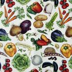 Florentiner Papier: Gemüse
