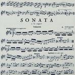 Florentiner Papier: Musik von Vivaldi