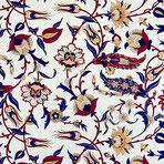 Florentiner Papier: floral