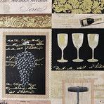Florentiner Papier: Weinkultur