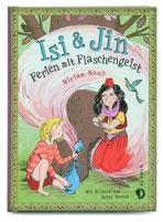 Heike Herold, Kinderbuch, Isi und Jin, Aladin Verlag