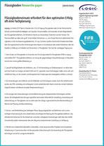 28.05.2020  Flüssigbodeneinsatz erfordert für den optimalen Erfolgoft eine Fachplanung