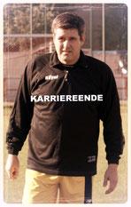 Laszlo BOGOS - Tormann-KARRIERENDE 2018