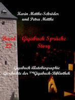 Petra Mettke und Karin Mettke-Schröder, ™Gigabuch-Bibliothek, iAutobiographie, Band 22